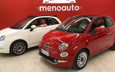 Menoauto aloittaa Fiat-myynnin ja huollon Imatralla